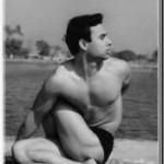 Spine-Twisting Pose - Ardha-Matsyendrasana