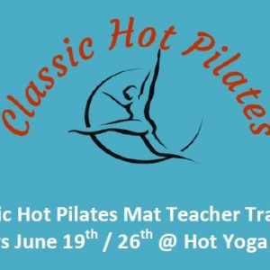 Classic Hot Pilates Training1